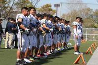 大阪市立大学戦を終えて - 大阪大学 アメリカンフットボール部 TRIDENTS