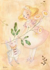 ウサギさんとデイジーちゃん☆ - ギャラリー I