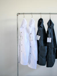 EG WorkadayShop Coat - 2Ply Nylon Taslan - 『Bumpkins putting on airs』