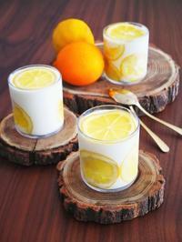 はちみつレモンムース♪ - This is delicious !!