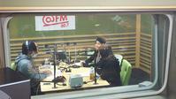 【告知】4/22(月)JUNKOがラジオ出演します - ママグラファーJUNKOの                                       おんぶ街道まっしぐら
