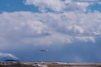 AKJ - 15 - fun time (飛行機と空)