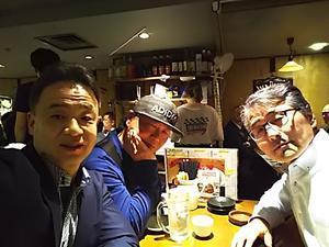 No.4141 4月20日(土):人生の先輩との飲み会 - 遠藤一佳のブログ「自分の人生」をやろう!