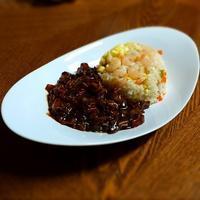 볶음밥(ポックンパッ:焼き飯) - キューニーの食卓