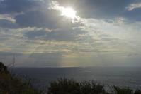 スポットライト3c - 雲空海