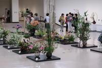 さいたま市生け花芸術展 - 福島県南会津での山暮らしと制作(陶芸、木工)
