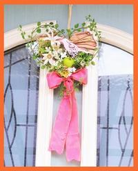 玄関飾り - 軽井沢プリフラdiary