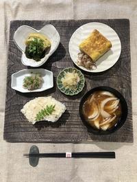 富山孝一(木)・能登朝奈(ガラス)~花曇り展3 - うつわshizenブログ