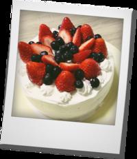 イチゴのケーキ - khh style