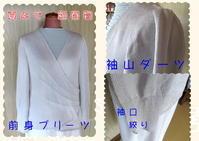 ☆梅春用bウラウス - ひまわり編み物