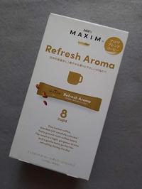 【モラタメ】味の素AGF  マキシム®リフレッシュアロマ 8本×10箱 - いつの間にか20年