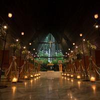 幻想的・・・・★ - 箱根の森高原教会  WEDDING BLOG