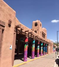 サンタフェへの旅ーMuseum of Contemporary Native Arts - アバウトな情報科学博士のアメリカ