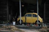 黄色い車 - BobのCamera