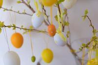 Frohe Ostern!  Buona Pasqua!  Happy Easter! - まほろば日記