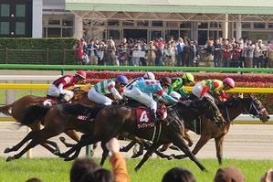 フローラSは良血馬ウィクトーリアが混戦を制し、レースレコードタイの好時計で重賞初制覇 - 愛しのサラブレッド写真館