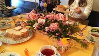 4月の紅茶教室 - フレイムハウス通信