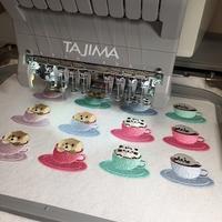 ワッペン用の刺繍とか色々 - Atelier Chou