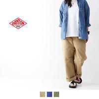 DANTON [ダントン] FRENCH WORK SERGE PANTS [JD-2589 FWS] フレンチワークサージパンツ LADY'S - refalt blog