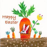 happy Easter 2019 - K e  i  k  o     A  o  i  イ ラ ス ト 日 記
