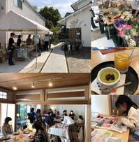 香来風さんの「春のお茶会」を楽しむ - スタジオ紡