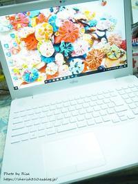 NEW PC到着♪ - りさのフォトログ
