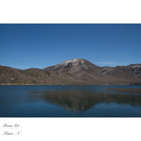 山の写真 - BEAN ART Cafe  - Mami . N -