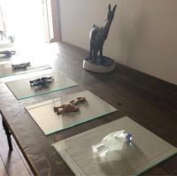 梶浦聖子展 -山を脱ぐ、私を編む- に向けてのコメント - ルリロ・ruriro・イロイロ