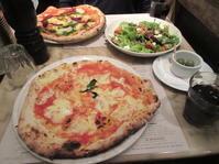 夕食@フランコ・マンカ/Franco Manca(ロンドン) - イギリスの食、イギリスの料理&菓子