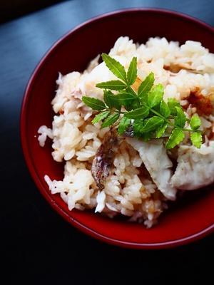 鯛めし - Kitchen diary