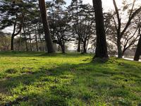 今日の中央公園 - 畠山さとみの 今日のとぱーずむーん