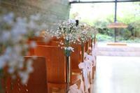 「幸せの象徴」 - 箱根の森高原教会  WEDDING BLOG
