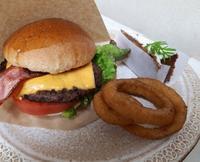 ハンバーガー♪ - のぼり窯 窯元の日々