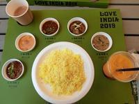 インド料理3連ちゃん - ソーニャの食べればご機嫌