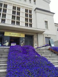 フェルメール展大阪市立美術館 - 藍。の着物であるこう