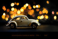 VW BEETLE TYPE-1 - Webおじさん【ひ撮り歩記】WEB DESIGN CAMERA SCHOOL - FOAS