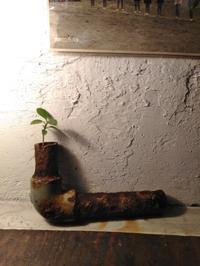 錆び錆び水道管 - あいろく