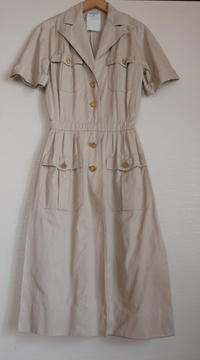 CHANEL Cotton onepiece - carboots