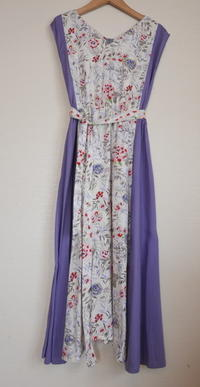 French vintage dress - carboots