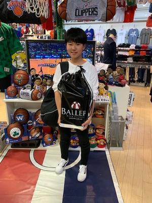 BALL LINE Tシャツ!! - BALLER'S FUKUOKA basketball DIARY