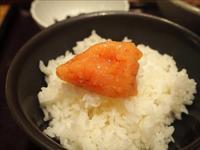 辛子明太子お好きなだけ・博多もつ鍋 やまや 京橋エドグラン店 - 人形町からごちそうさま