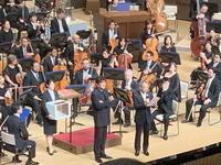(大阪行事)4オケ・スペシャル~佐渡裕&4楽団合同オーケストラ~ / Special Concert of Four Orchestras in Osaka Featuring Yutaka Sado - Macと日本酒とGISのブログ