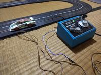 鉄道模型のパワーパックでスロットカーを - 鉄道趣味などのブログ