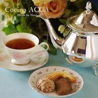 新しいカップとお皿でティータイム♪ - Cucina ACCA