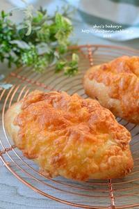 ホシノ天然酵母Wチーズブレッド - *sheipann cafe*