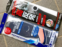 100円ショップで買った靴の中敷 - Lucky★Dip666-Ⅳ