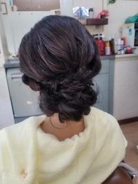 花嫁ヘアメイク - ヘアーサロンササキ(釜石市大町)のブログ