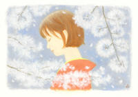 薄桜と桜空 - そらはなにいろ
