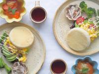 イングリッシュマフィンサンド。 - 陶器通販・益子焼 雑貨手作り陶器のサイトショップ 木のねのブログ