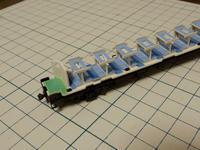 [鉄道模型]24系 寝台特急 日本海 をメイクアップする(2a)オハネ25-152 - 新・日々の雑感